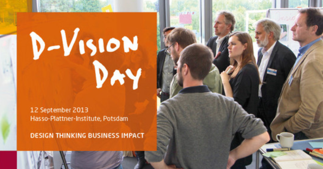 D.Vision Day 2013 Potsdam