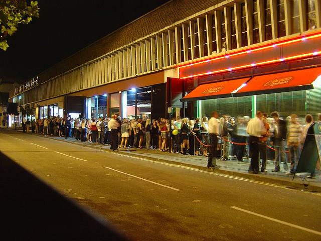 Waiting queues