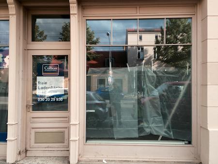 Abandoned Shop