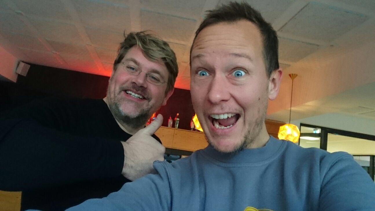 Tim und Jens