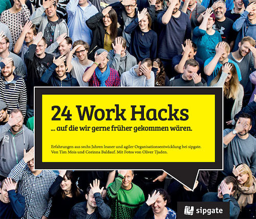 Cover 24 Work Hacks