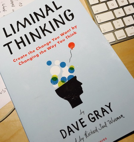 Dave Gray - Liminal Thinking Book