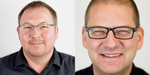 Stefan Roock & Henning Wolf