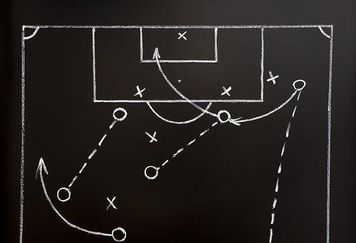 Football-Chalkboard